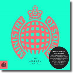 Cover: Ministry Of Sound - The Annual 2015 - Various Artists
