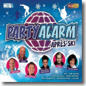 Cover:  PARTY ALARM Après Ski - Various Artists
