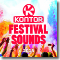 Cover:  Kontor Festival Sounds 2015 - Various Artists