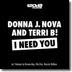 Cover: Donna J. Nova & Terri B! - I Need You
