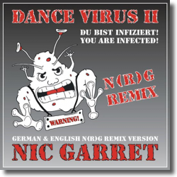 Cover: Nic Garret - Dance Virus II (The N-R-G Remixes)