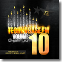 Cover:  TechnoBase.FM Vol. 10 - Various Artists