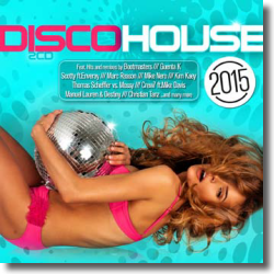 Cover: Disco House 2015 - Various Artists