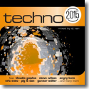 Cover:  Techno 2015 - Various Artists