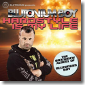 Cover:  Blutonium Boy - Hardstyle Is My Life