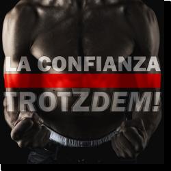 Cover: La Confianza - Trotzdem