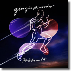 Cover: Giorgio Moroder - 74 Is The New 24