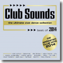 Cover:  Club Sounds - Best Of 2014 - Various Artists