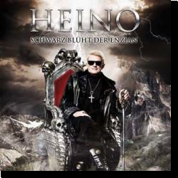 Cover: Heino - Schwarz blüht der Enzian
