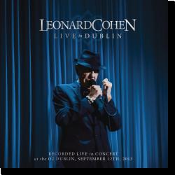 Cover: Leonard Cohen - Live In Dublin