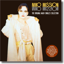Cover: Miko Mission - The Original Maxi-Singles Collection