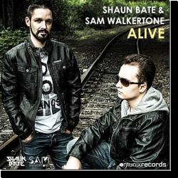 Cover: Shaun Bate & Sam Walkertone - Alive