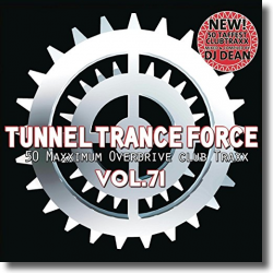 Cover: Tunnel Trance Force Vol. 71 - Various Artists