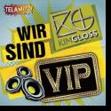 Cover: Kim Gloss - Wir sind VIP