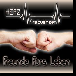 Cover: Herzfrequenzen - Freunde fürs Leben