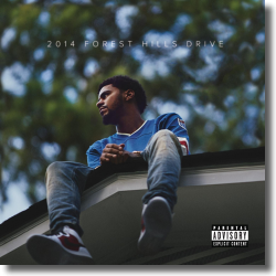 Cover: J. Cole - 2014 Forest Hills Drive