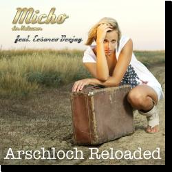 Cover: Micho Der Katzemer  feat. Cesareo Deejay - Arschloch Reloaded