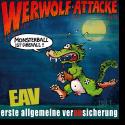 Cover:  Erste Allgemeine Verunsicherung - Werwolf-Attacke! (Monsterball ist überall...)