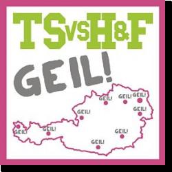 Cover: Trackshittaz vs. Harris & Ford - Geil!