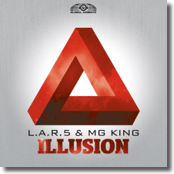 Cover: L.A.R.5 & MG King - Illusion