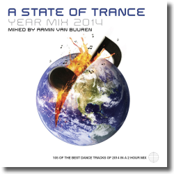 Cover: A State of Trance Yearmix 2014 - Armin Van Buuren