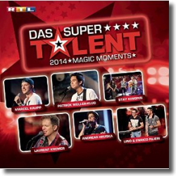 Cover: Supertalent 2014 - Magic Moments - Various Artists