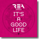 Cover:  Rea Garvey - It's A Good Life