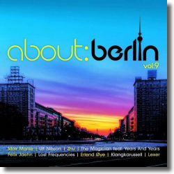 Cover: about: berlin vol. 9 - Various Artists