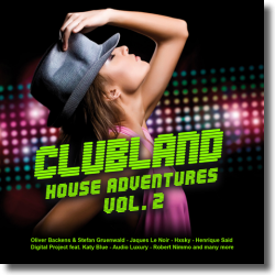 Cover: Clubland House Adventures Vol. 2 - Various Artists
