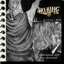 Cover: Ski-King - Sketchbook III: New Horizons