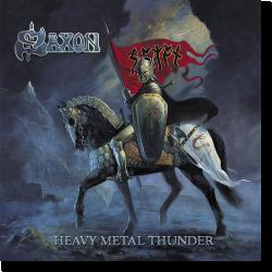 Cover: Saxon - Heavy Metal Thunder