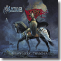 Cover:  Saxon - Heavy Metal Thunder