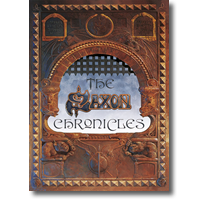 Cover: Saxon - The Saxon Chronicles