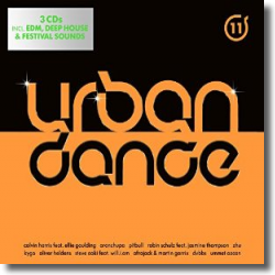 Cover: Urban Dance Vol. 11 - Various Artists