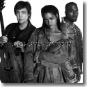 Cover:  Rihanna and Kanye West and Paul McCartney - FourFiveSeconds