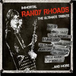 Cover: Immortal Randy Rhoads - Ultimate Tribute