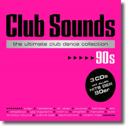 Cover: Club Sounds 90s - Various Artists