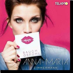 Cover: Anna-Maria Zimmermann - Bauchgefühl