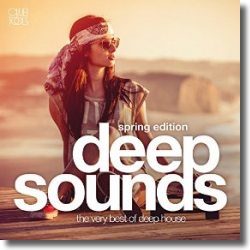 Cover: Deep Sounds - Spring Edition - Various Artists