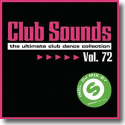 Cover:  Club Sounds Vol. 72 - Various Artists