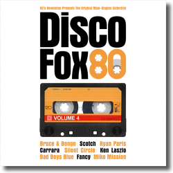 Cover: Disco Fox 80 Vol. 4 - Various Artists