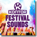 Cover:  Kontor Festival Sounds - The Opening Season 2015 - Various Artists
