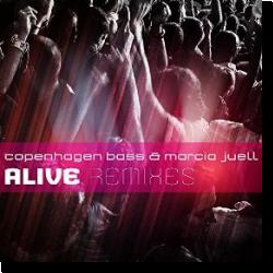 Cover: Copenhagen Bass & Marcia Juell - Alive (Remixes)