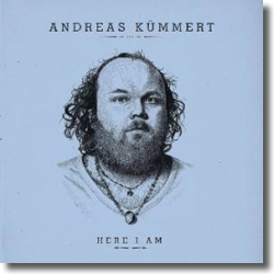 Cover: Andreas Kümmert - Here I Am (Re-Release)
