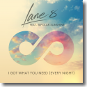 Cover:  Lane 8 feat. Bipolar Sunshine - I Got What You Need (Every Night)