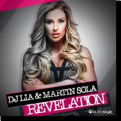 Cover: DJ Lia & Martin Sola - Revelation