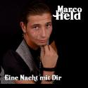 Cover:  Marco Held - Eine Nacht mit dir