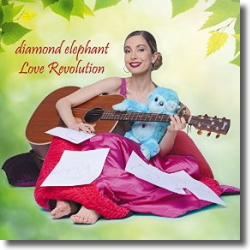 Cover: Diamond Elephant - Love Revolution
