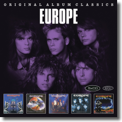 Cover: Europe - Original Album Classics