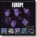 Cover:  Europe - Original Album Classics